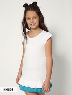 Børne T-shirts u/ærmer og Tank Tops