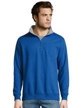 Men`s Sweat Shirt Scott 1/4 Zip