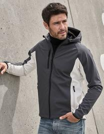 Hooded Lightweight Performance Softshell Jacket