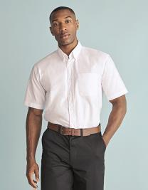 Men´s Classic Short Sleeved Oxford Shirt