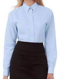 Women´s Oxford Shirt Long Sleeve