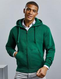 Men´s Authentic Zipped Hood Jacket